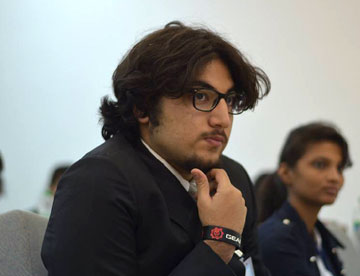 CENMUN Chairperson : Vansh Kher